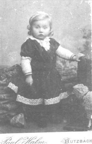 A photo of Ida Mathilde Antonie  Luley