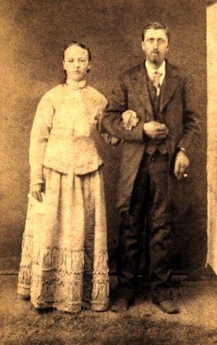 Leopold and Rosalia