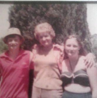 Beulah Boone, James & Diana Farrell