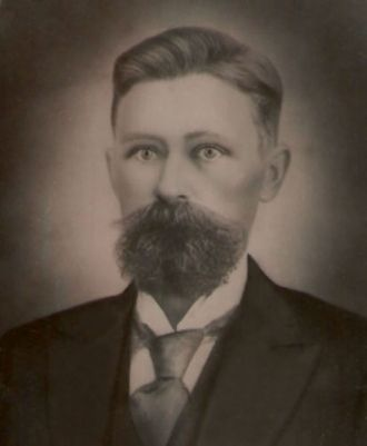 A photo of Francis Wolford Tabor
