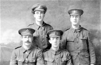 Smith Brothers, WW 1