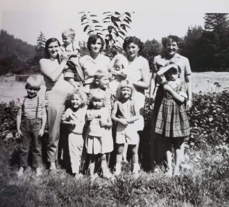 Denton, Gibson, and Berryhill Family