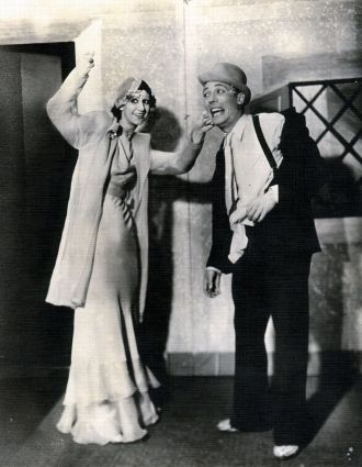 Vaudeville - Married Couple Stage Act