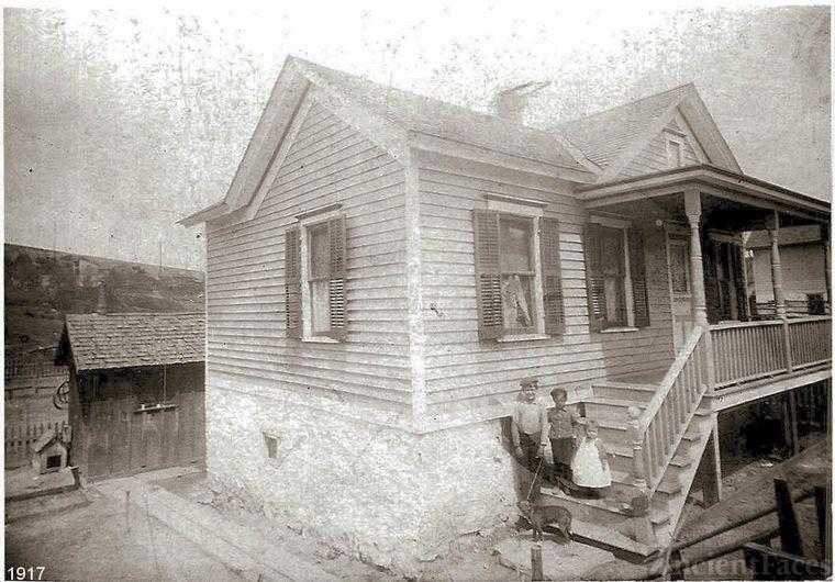 John And Anna Allen homestead