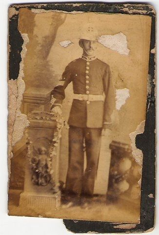 Boer War Family Photo