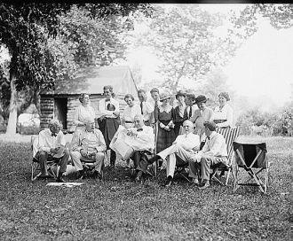 Group, Firestone-Edison Camp