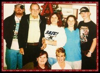 Bill & Diane Autry Family, SC 1991