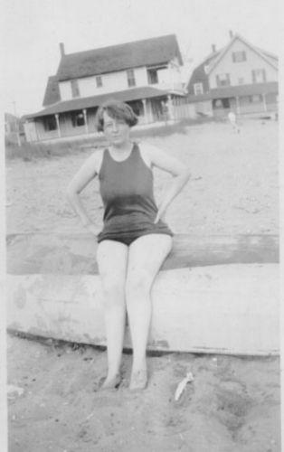 Georgia Malcom, Beach