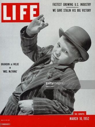 Brandon deWilde, Life Magazine