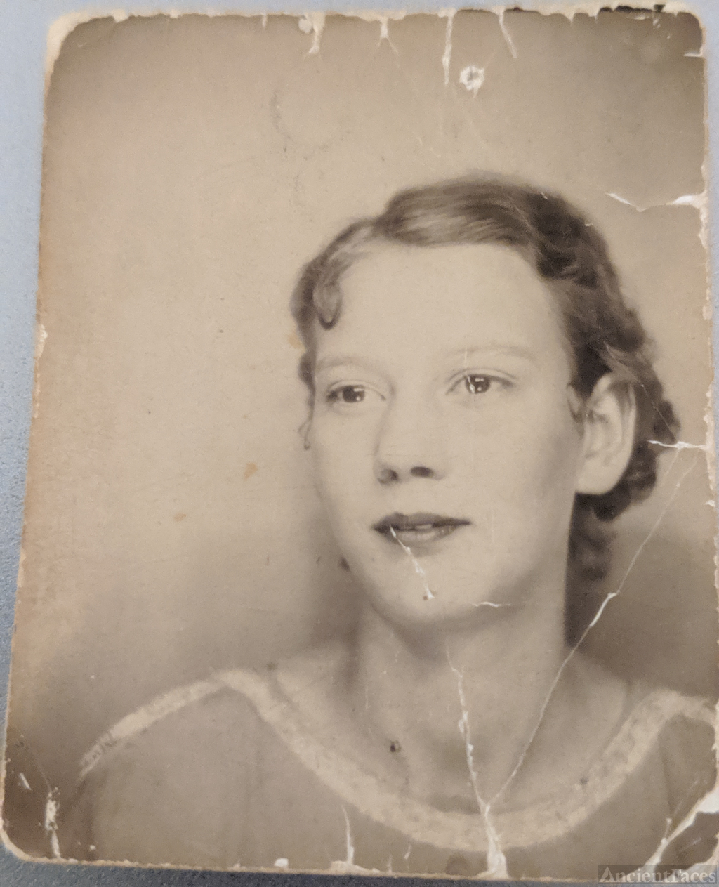 """Pauline """"Polly"""" Frances (Cox) Barbee"""