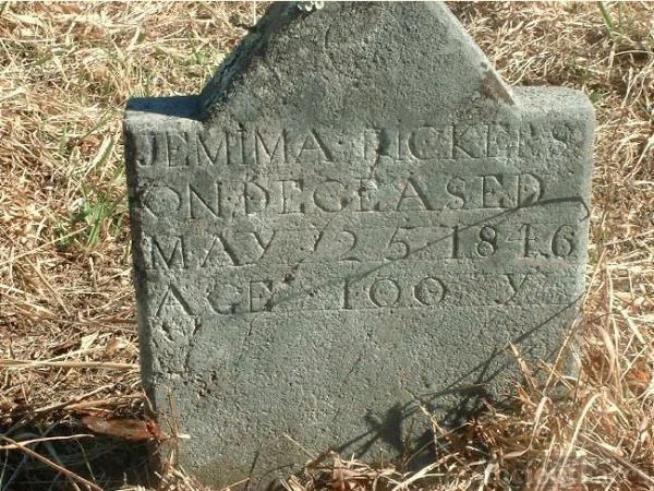 Jemmia's Tombstone