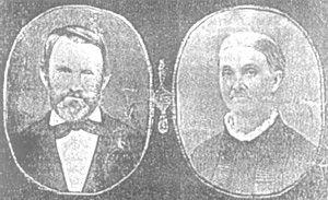 Barton and Laura