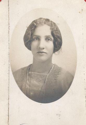 Bessie Mauk Clements