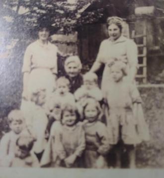 Susan Tomlinson Riddle and descendants