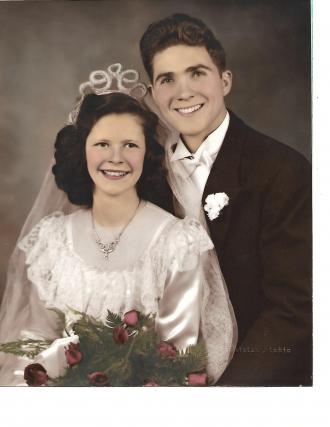 Janet Todd marries Gabriel Arlia