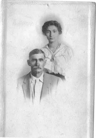 William Byers & Mabel (Byers) Goldsworthy