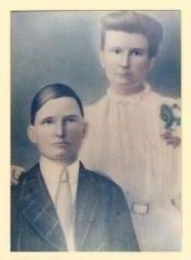Lummie & Mattie (Walker) Bowen