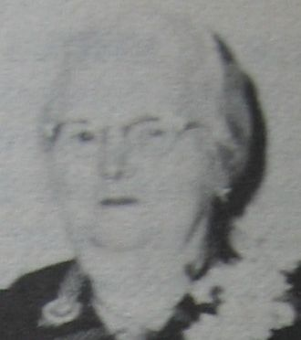 A photo of Mary Edith Hill