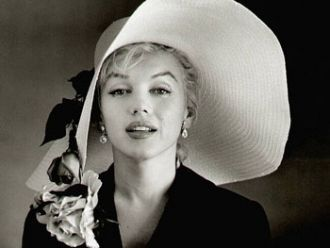 A photo of Marilyn Monroe