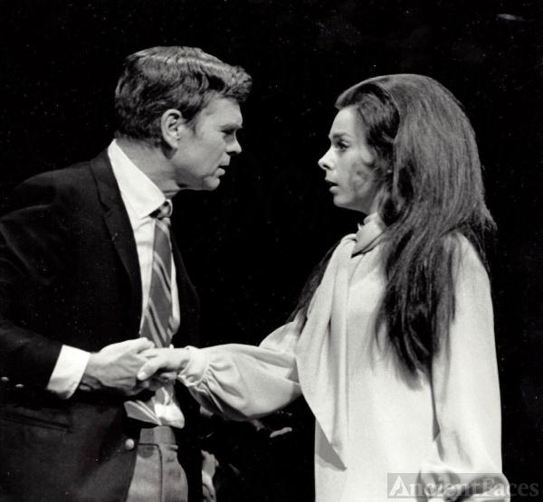 Barry Nelson and Jenny O'Hara