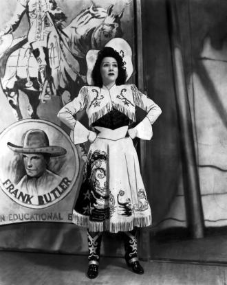 A photo of Ethel Merman