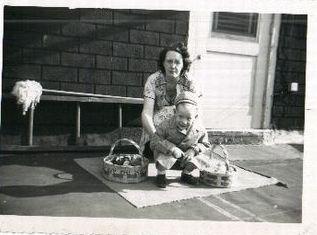 Grace Connors & 1st Grandson