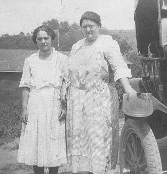 A photo of Frances Evelyn Trader  Wendelken