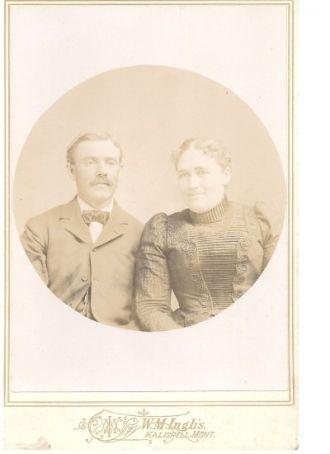 Francis Marion DYER & Helen DANN   DYER