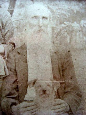 A. I. Thornburg Heath, Confederate Soldier of Tennessee
