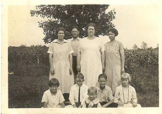 Gunstine & Ness Family
