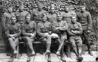 US Army, WWI