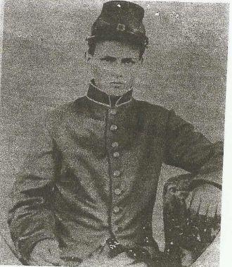 John Washington Sheeks (1843-1864)