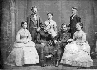 Park Family of West Boxford