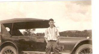 Grandpa Edward Donald Standish Sr.