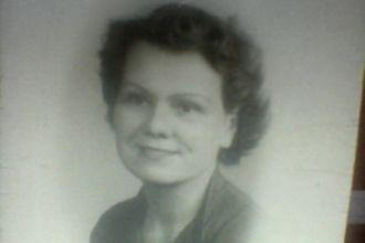 Lena (Nina) Paquette, 1950