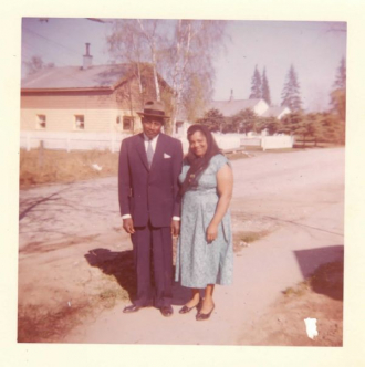 Robert and Beatrice Coleman