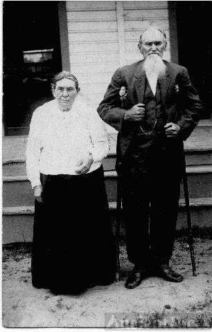 Hugh McClure Terry and Martha Rourk Jeffus