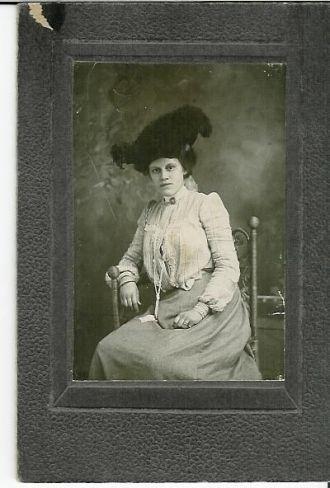 Mystery Smith? Lady from St.John