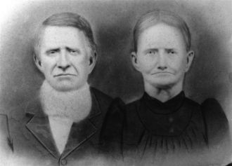 William Perry and Charity Virginia