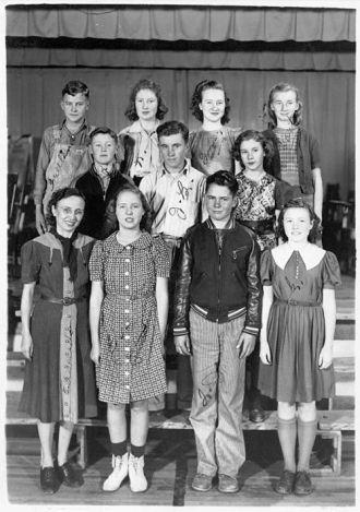 8th Grade Atwood, Oklahoma