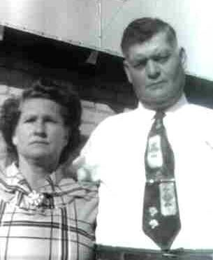 Freeman and Lillie Patchin