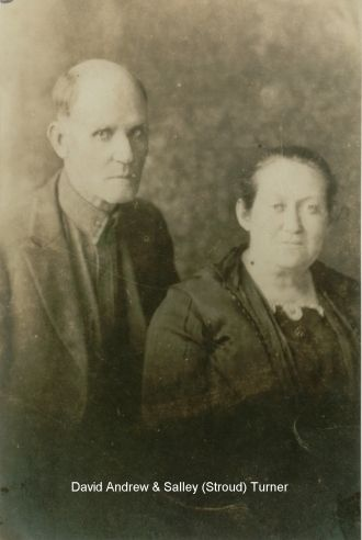 "Sarah ""Salley"" Ann (Stroud) Turner"