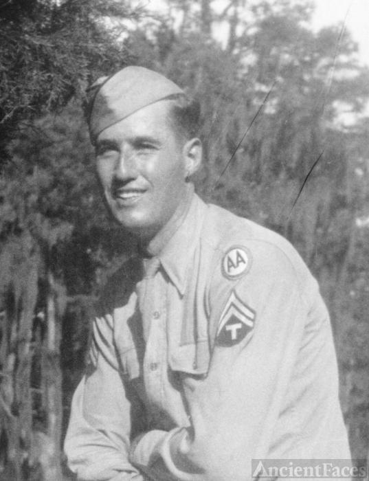 Eugene E Satterfield, 1943 NC