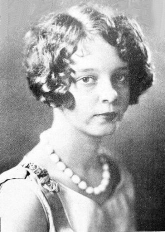 Mary Elva Burns, Texas, 1928