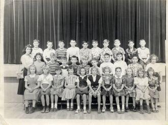 Lincoln School, Illinois, Fourth Grade