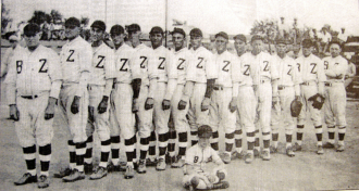 Blackwell Zinc Smelter Baseball Team