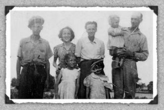 Greer family of Upshur County, Texas