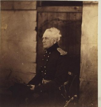 George Brown, Crimean War General