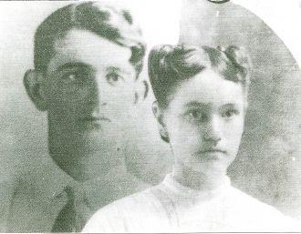 Edward & Minnie Combee, Florida