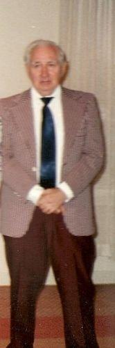 A photo of Joseph Francis Putgenter